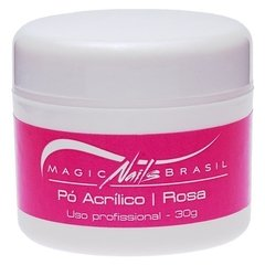 MAGIC NAILS PO ACRILICO ROSA 30 G