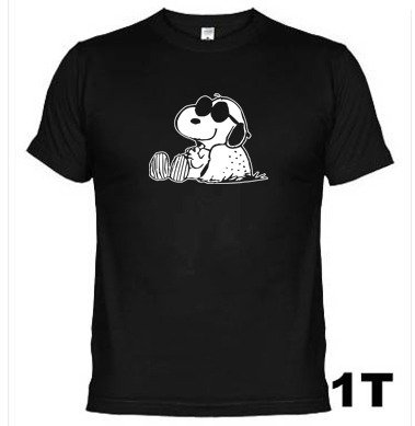 Camisetas Snoopy Descanso 394