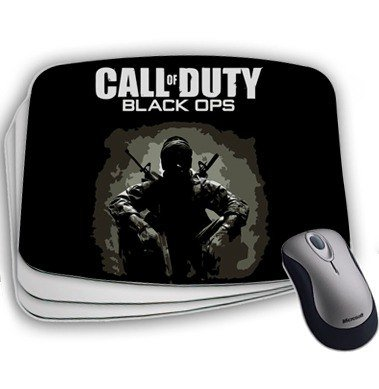 Mouse Pad Games Call Of Duty Black Ops 1158