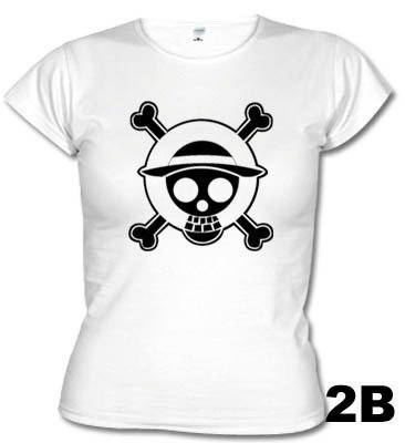 Camisetas One Piece 924 - EMI estampas