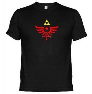 Camisetas Games Triforce 1074