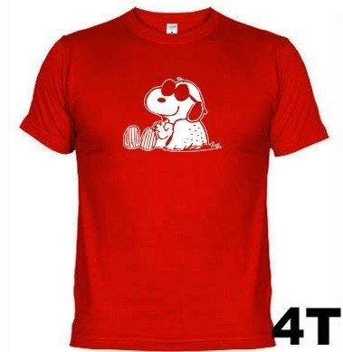 Camisetas Snoopy Descanso 394 na internet
