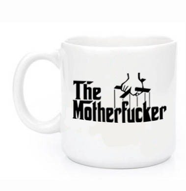 Canecas Engraçadas The Motherfucker 964