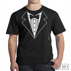 Camiseta Smolking terno 5