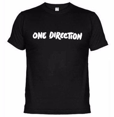 Camisetas Bandas One Direction 1936