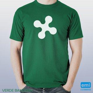 Camiseta país lombardia