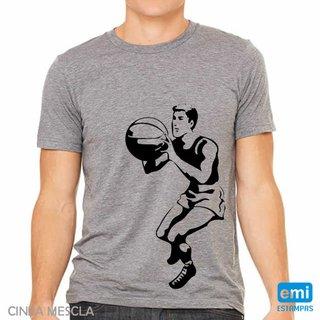 Camiseta Basketball jodador Basquete
