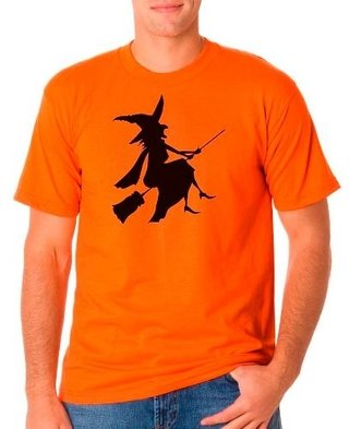 002- Camisetas Halloween Bruxas