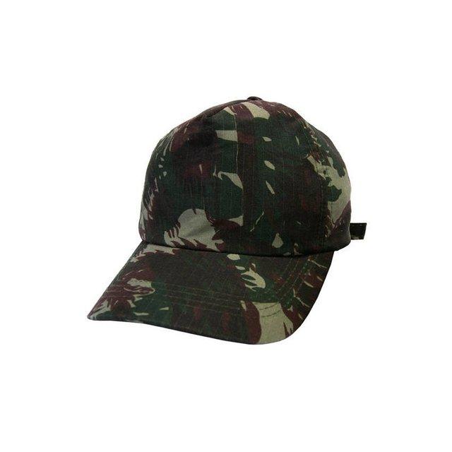 Boné Camuflado Fuzileiros - Bravo Militar 075df0d9295