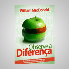 Observe a Diferença - William MacDonald