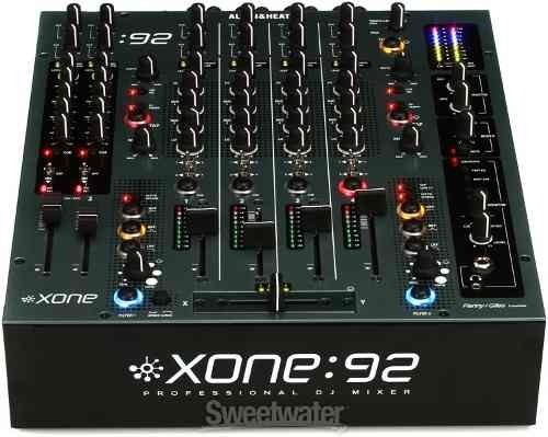 Mixer Dj Allen & Heath Xone 92 - SOUNDTRADE