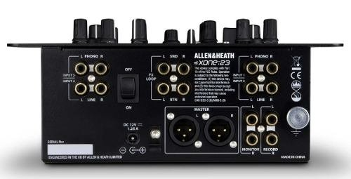 Mixer Dj Allen & Heath Xone 23 en internet
