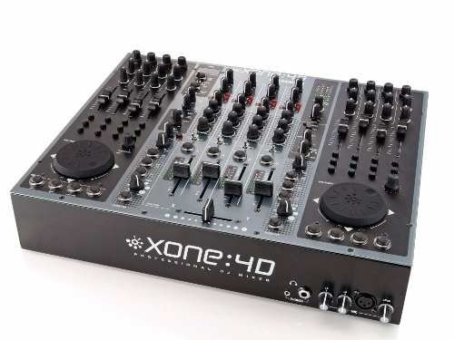 Mixer Dj Allen & Heath Xone 4d en internet