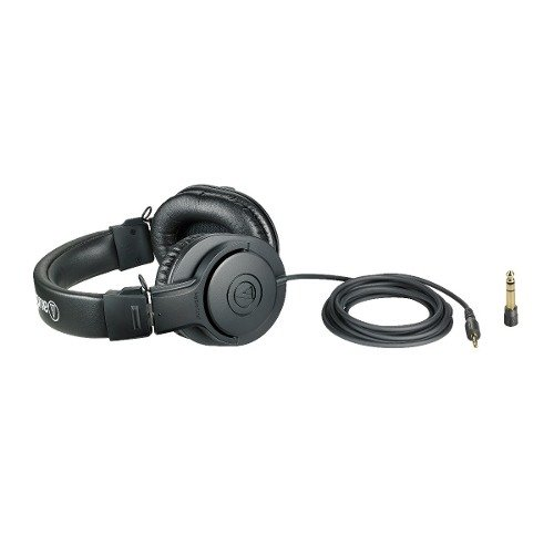 Auriculares Profesionales Audio Technica Ath-m20x - SOUNDTRADE
