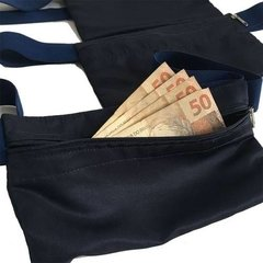 Pochete Porta Dolar Doleira Money Belt  Anti-furto