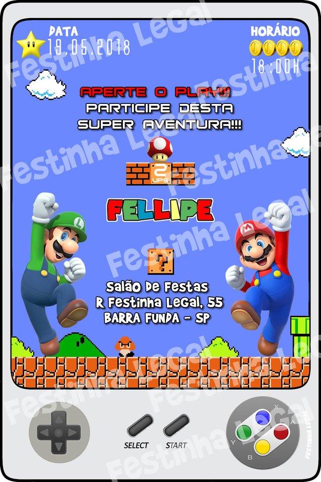 Mario Bros Filtrado Por Mais Vendidos