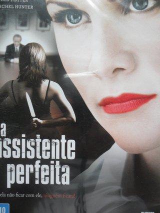 DVD A ASSISTENTE PERFEITA