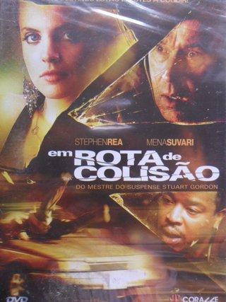 DVD ROTA DE COLISÃO