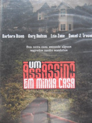 DVD UM ASSASSINO EM MINHA CASA