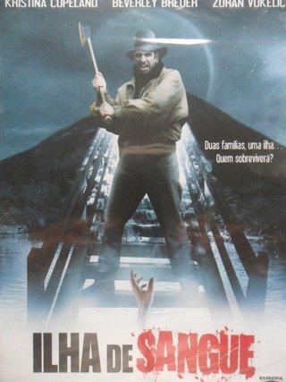 DVD ILHA DE SANGUE