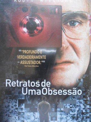 DVD RETRATOS DE UMA OBSESSÃO