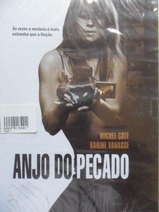 DVD ANJO DO PECADO