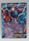 Deoxys EX - Pokemon Black & White Promos - num BW82 Promo - Inglês  - Ultra raro Full Art  Ultra raro
