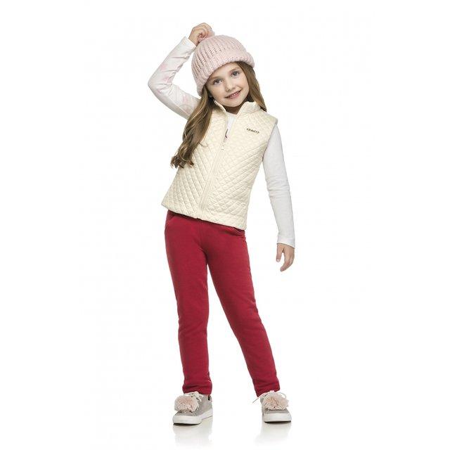 Colete Matelasse Bege - Comprar em Hi Baby ac4c5da7b89da