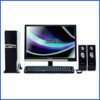 PC B02-i518 SI Core i5 RAM 4GB HD 1T W8 21.5