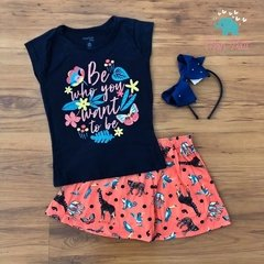 CONJUNTO BE WHO YOU WANT TO BE MARISOL - 6446