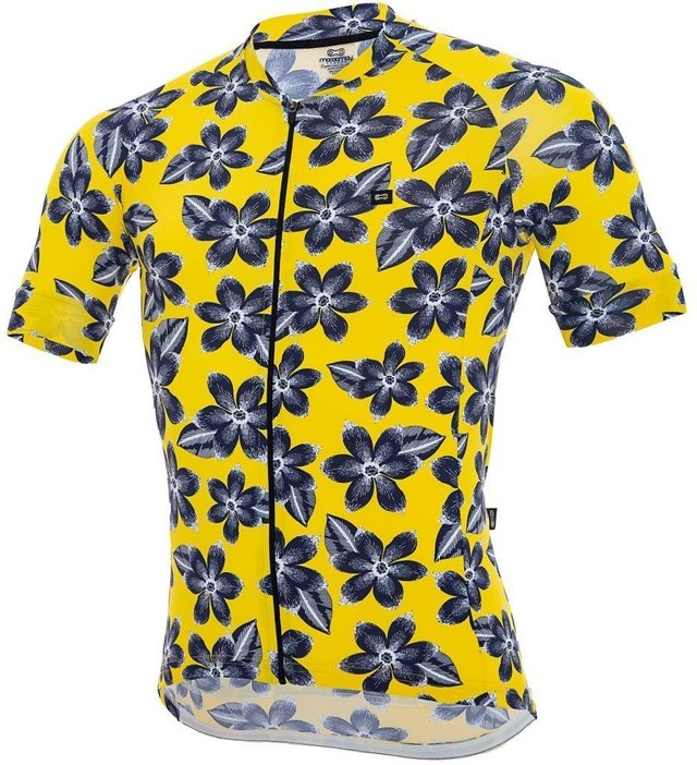 Camisa de Ciclismo Márcio May Funny Hawaii
