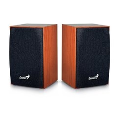Sp-hf160 Genius Parlantes 2.0 Alimentacion Usb 4 Watts 3.5mm