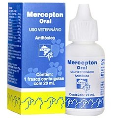Mercepton Oral antitoxico