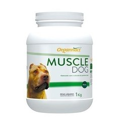 Muscle Dog 1 kg Organnact