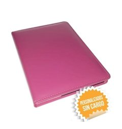 Agenda Semanal Howard Office Fuxia - comprar online