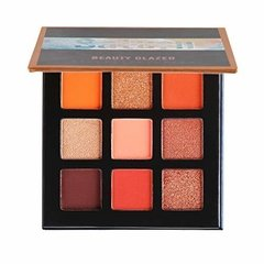 Paleta de Sombras Saturn 9 Cores  - Beauty Glazed