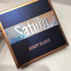 Paleta de Sombras Saturn 9 Cores  - Beauty Glazed na internet