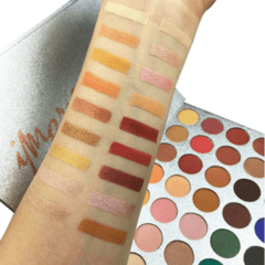 Imagem do Paleta de Sombras Impressed You 35 Cores - Beauty Glazed