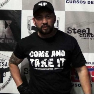 Camiseta Come And Take It