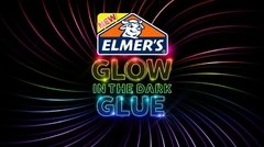 Kit Elmers Slime Glow In The Dark Brillo Oscuridad X 3 Piezas en internet