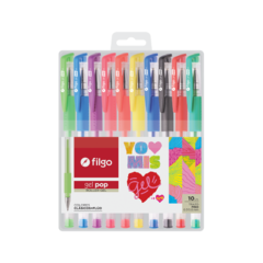 roller filgo Gel Pop x10