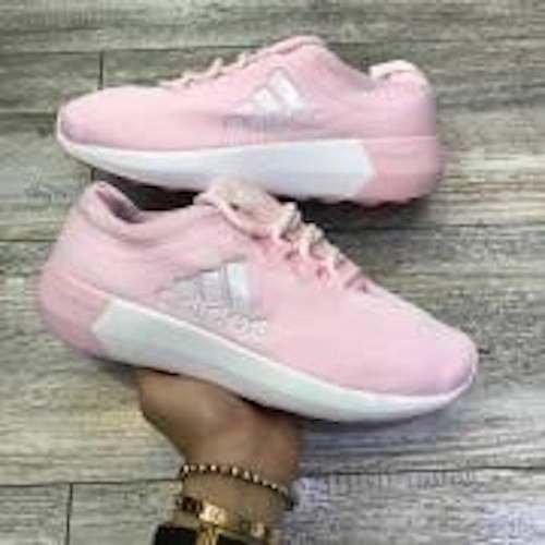 online retailer d16d6 7bf69 Tenis Zapatillas adidas X Rosada Blanca Mujer Envio Gratis