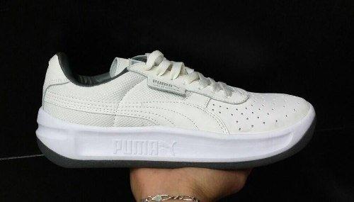 zapatos puma california blanco