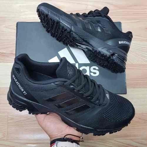 Zapatillas Gr Marathon Negra Adidas Env Tenis Hombre d0aCdw