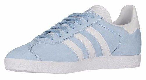 Tenis Zapatillas adidas Gazelle Azul Mujer Envio Gratis f4ab9699b8521