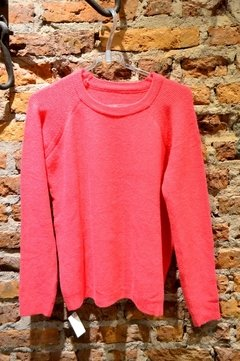 Sweater detalle diagonal