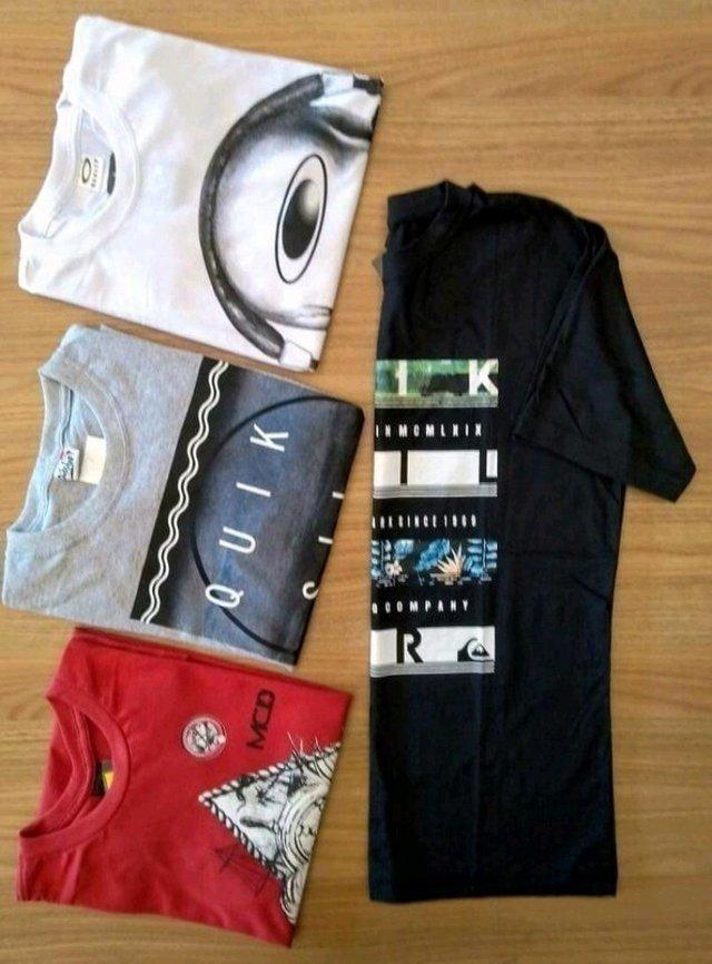 Camisetas Marca Surf 24 Peças Atacado Revenda 043ef4ac55ad1