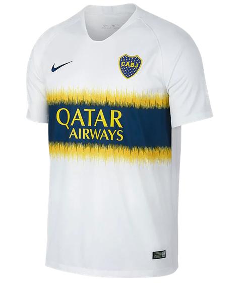 Camisa Boca Juniors II 2018 19 Versão torcedor 89b54f031dc0c