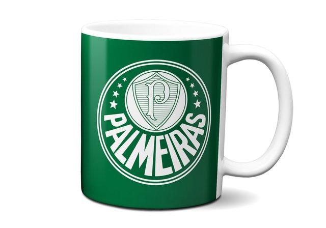 Caneca do Palmeiras Personalizada Com Seu Nome e Número 0ed61f7e0ebcf