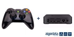 COMBO Android Tv + Joystick para Android TV